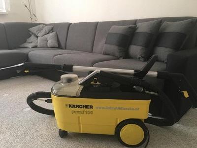 Dobrá uklízečka Zapůjčení stroje na čištění, Profesionální čistící stroj na koberce a čalounění